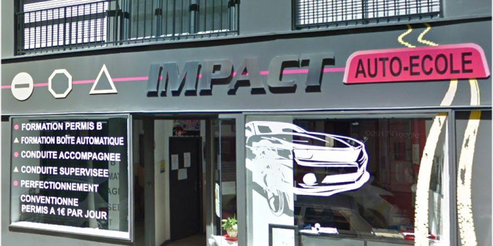 Auto-école Impact